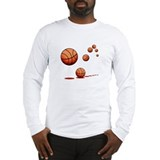 Baby basketball Long Sleeve T-shirts
