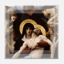 Pieta Tile Coaster