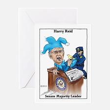"""Dirty Harry 2"" Greeting Card"