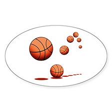Basketball (A) Decal