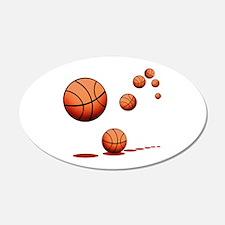 Basketball (A) Wall Decal