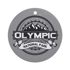 Olympic Ansel Adams Ornament (Round)