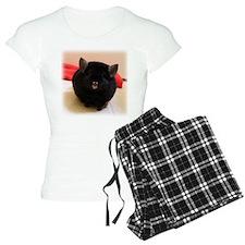 Chinchilla Jet Pajamas