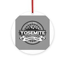 Yosemite Ansel Adams Ornament (Round)