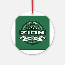 Zion Forest Ornament (Round)