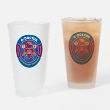 e-Doctor Drinking Glass
