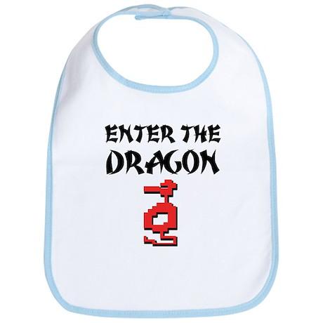 Enter the Dragon Bib