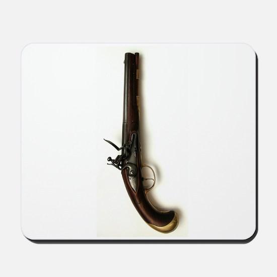 Civil War Pistol Mousepad