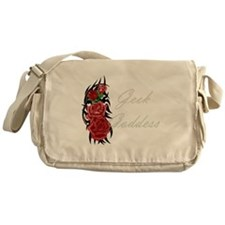 Geek Goddess Messenger Bag