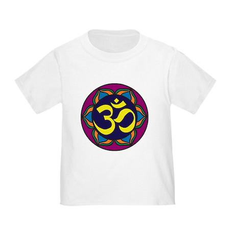 Om Symbol Toddler T-Shirt