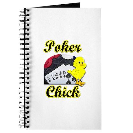 Poker Chick #2 Journal