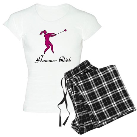 Hammer Chick Women's Light Pajamas