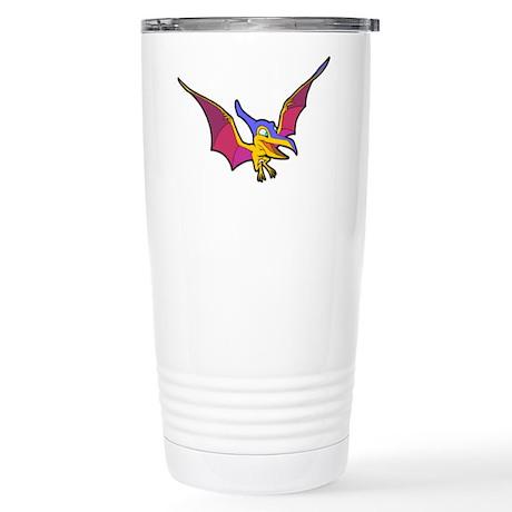 Dino Stainless Steel Travel Mug