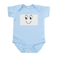 Ghostly Infant Bodysuit