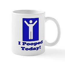 PooTmanblue Mug