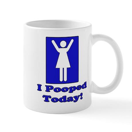 PooTwoman1 Mug