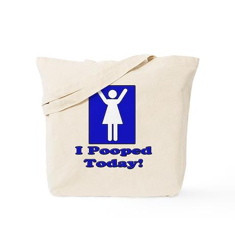 PooTwoman1 Tote Bag