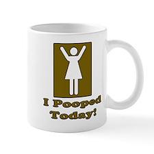 PooTwoman2 Mug