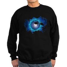 Cute Whale conservation Sweatshirt