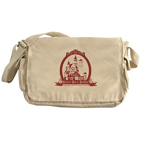 Aurora's Bed & Breakfast Messenger Bag