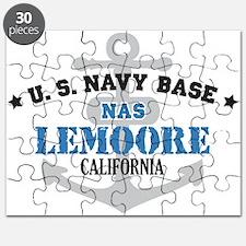 US Navy Lemoore Base Puzzle