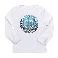 Cute Druid Long Sleeve Infant T-Shirt