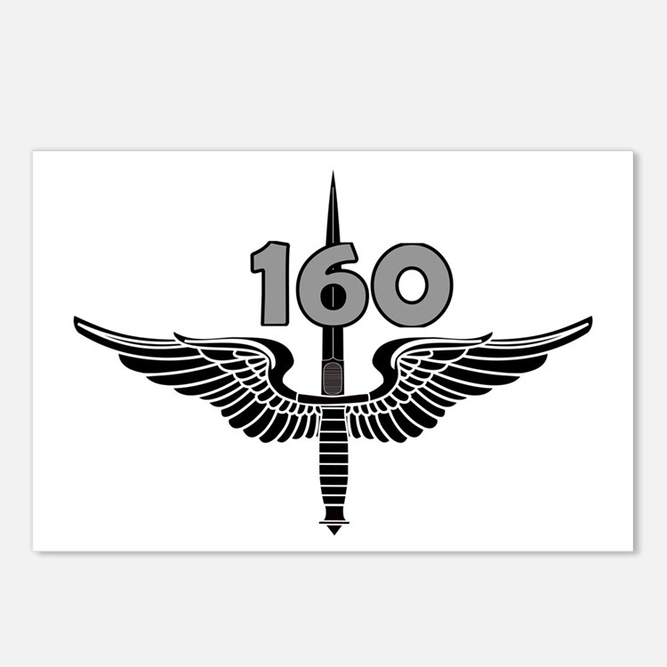 TF-160 Postcards (Package of 8)