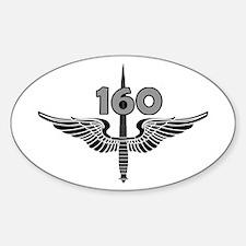 TF-160 Sticker (Oval)