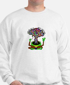 Drop Acid Not Bombs Sweatshirt