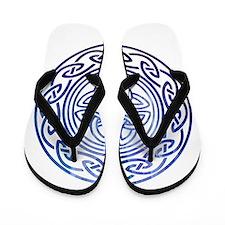 Unique Irish love Flip Flops