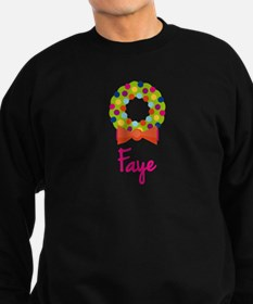 Christmas Wreath Faye Sweatshirt