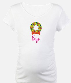 Christmas Wreath Faye Shirt