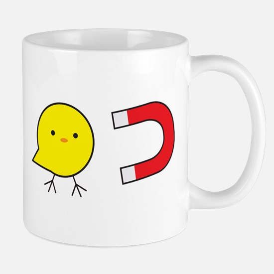 Chick Magnet Mug