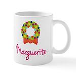 Christmas Wreath Marguerite Mug