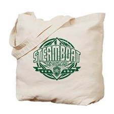 Steamboat Old Square Tote Bag