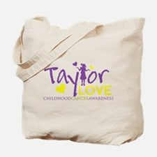 Cute Childhood cancer Tote Bag