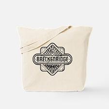 Breckenridge Vintage Square Tote Bag