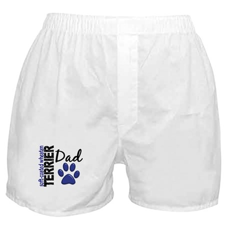Soft-Coated Wheaten Terrier Dad 2 Boxer Shorts