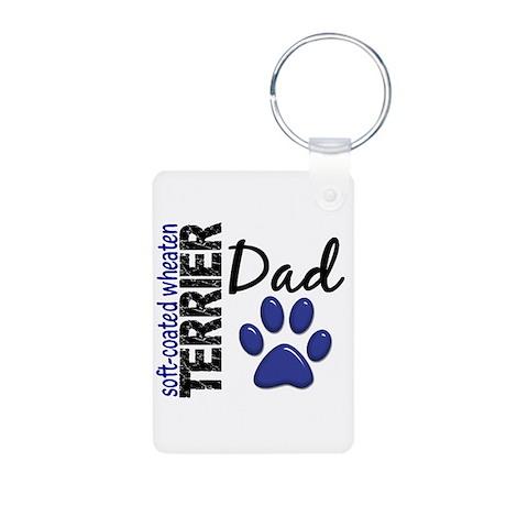 Soft-Coated Wheaten Terrier Dad 2 Aluminum Photo K