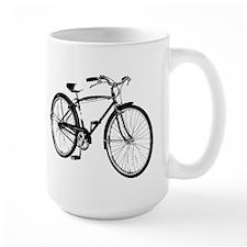 Retro Cruiser Bike Mug