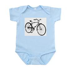 Retro Cruiser Bike Infant Bodysuit