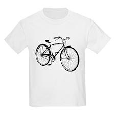 Retro Cruiser Bike T-Shirt