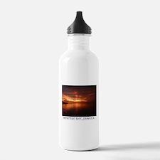 Montego Bay Sunset Water Bottle