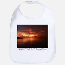 Montego Bay Sunset Bib