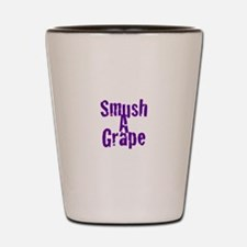 Smush A Grape Shot Glass