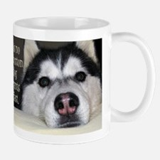 """""""No Snooze Button"""" Mug"""