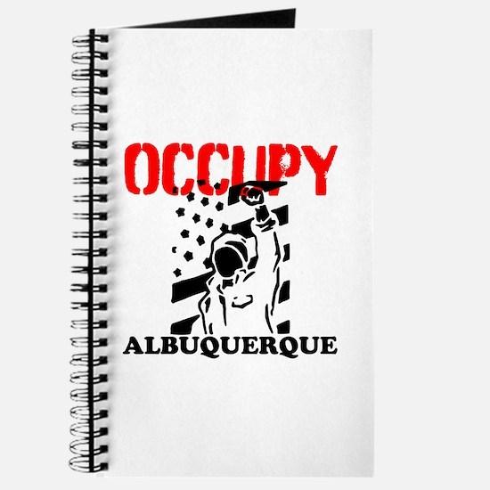 Occupy Albuquerque Journal