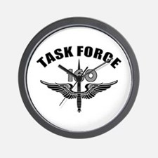 Task Force 160 Wall Clock