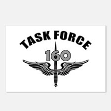 Task Force 160 Postcards (Package of 8)