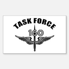Task Force 160 Decal